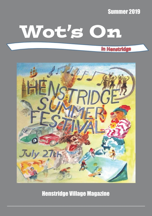 Summer 2019 Wot's On Cover page