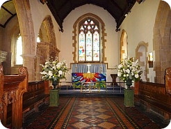 Images of Church Interior