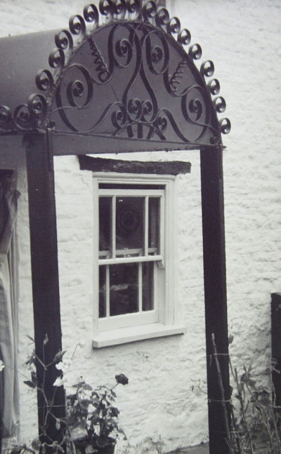 Cotton Corner Front Door
